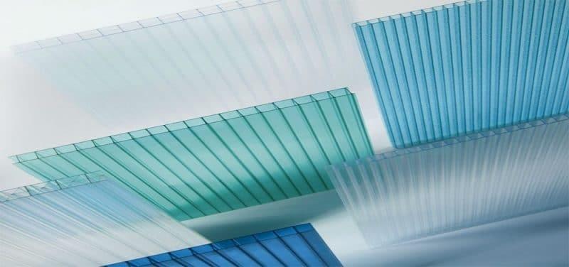 Tấm lợp polycarbonate rỗng ruột đang là sản phẩm lấy sáng được ưa chuộng nhất