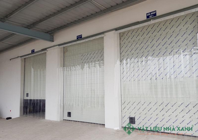 VLNX là đơn vị chuyên cung cấp, thi công rèm PVC chất lượng số 1 hiện nay