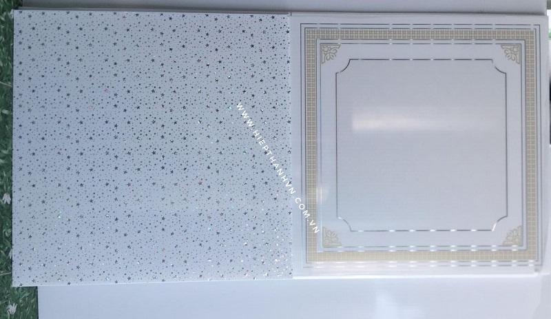 Trần nhựa PVC là vật liệu trang trí trần nhà rất phổ biến