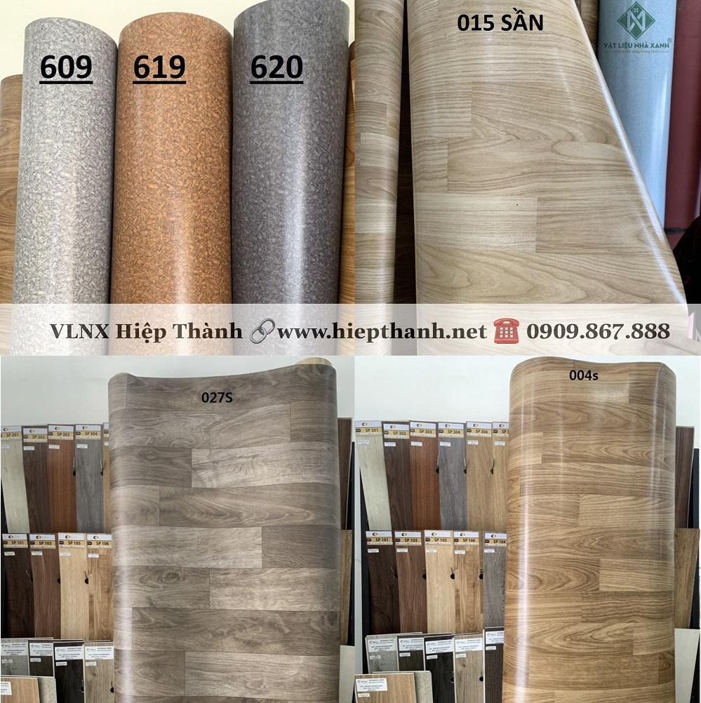 Các mẫu simlili lót sàn chống cháy vân gỗ đẹp nhất 2021
