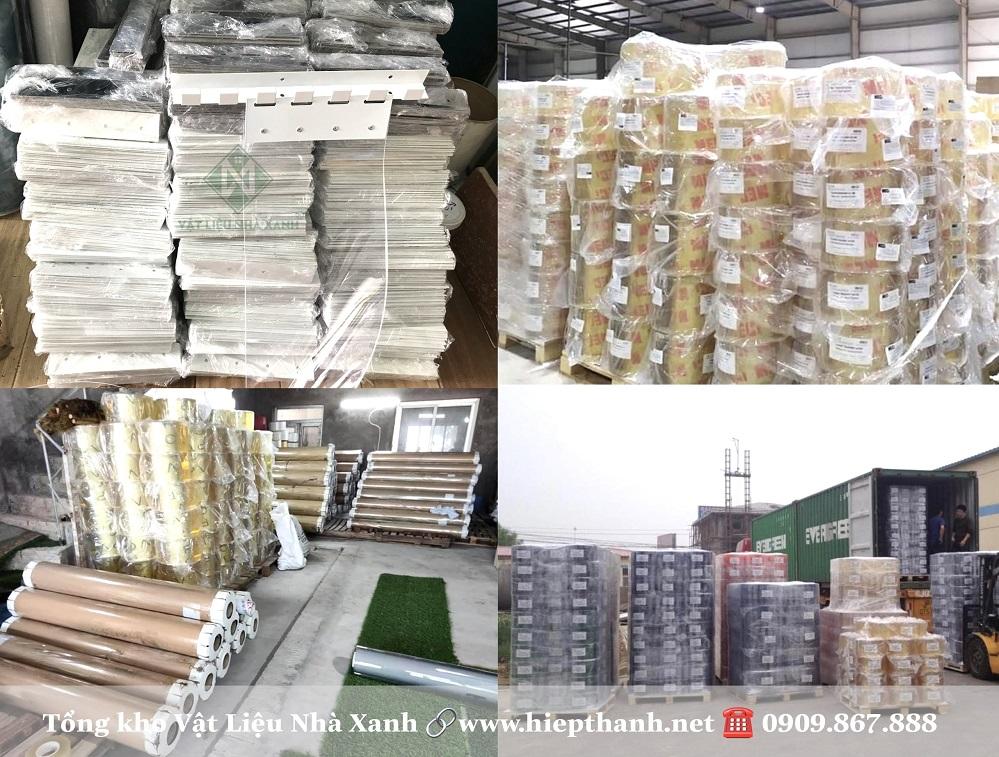 Tổng kho rèm nhựa PVC luôn luôn có đủ hàng hóa đáp ứng yêu cầu của quý khách
